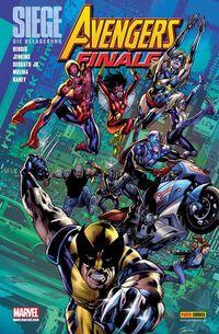 The Siege Special: Avengers Finale - Klickt hier für die große Abbildung zur Rezension