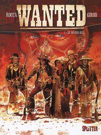 Wanted 1: Die Brüder Bull - Klickt hier für die große Abbildung zur Rezension