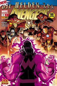 Avengers 2 - Klickt hier für die große Abbildung zur Rezension