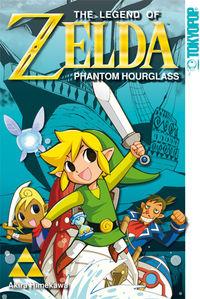 The Legend of Zelda - Phantom Hourglass - Klickt hier für die große Abbildung zur Rezension