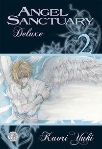 Angel Sanctuary Deluxe 2 - Klickt hier für die große Abbildung zur Rezension