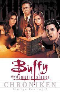 Buffy The Vampire Slayer Chroniken 5: Blutige Festtage! - Klickt hier für die große Abbildung zur Rezension