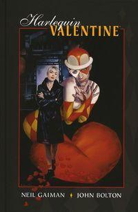 Neil Gaiman Bibliothek 7: Harlequin Valentine - Klickt hier für die große Abbildung zur Rezension