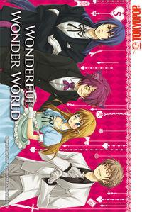 Wonderful Wonder World 5 - Klickt hier für die große Abbildung zur Rezension