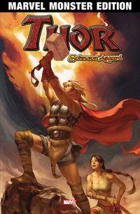 Marvel Monster Edition 37: Thor - Sohn von Asgard - Klickt hier für die große Abbildung zur Rezension