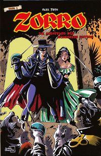 Zorro - Die Abenteuer des Schwarzen Reiters 1 - Klickt hier für die große Abbildung zur Rezension