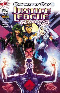 Justice League: Generation Lost 1 - Klickt hier für die große Abbildung zur Rezension