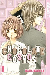Chocolate Cosmos 1 - Klickt hier für die große Abbildung zur Rezension