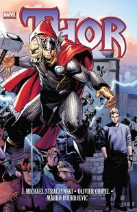 Thor Paperback 2: Vater und Sohn - Klickt hier für die große Abbildung zur Rezension