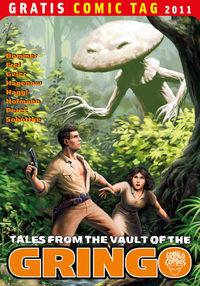 Tales from the vault of the Gringo – Gratis Comic Tag 2011 - Klickt hier für die große Abbildung zur Rezension