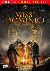 Missi Dominici 1: Das Kind des Tierkreises - Gratis Comic Tag 2011 - Klickt hier für die große Abbildung zur Rezension