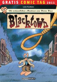 Blacktown - Gratis Comic Tag 2011 - Klickt hier für die große Abbildung zur Rezension