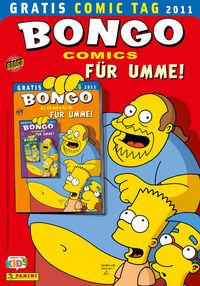 Bongo Comics für umme - Gratis Comic Tag 2011 - Klickt hier für die große Abbildung zur Rezension