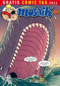 Mosaik – Gratis Comic Tag 2011 - Klickt hier für die große Abbildung zur Rezension