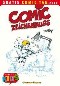 Comic-Zeichenkurs - Gratis-Comic-Tag 2011 - Klickt hier für die große Abbildung zur Rezension