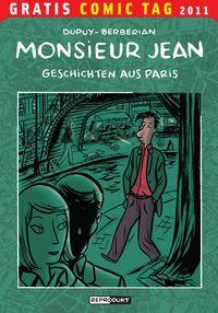 Monsieur Jean - Gratis-Comic-Tag 2011 - Klickt hier für die große Abbildung zur Rezension