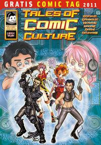 Tales of Comic Culture - Gratis-Comic-Tag 2011 - Klickt hier für die große Abbildung zur Rezension