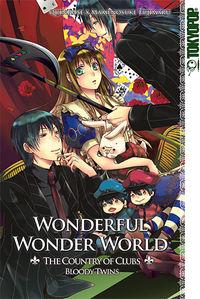 Wonderful Wonder World: The Country of Clubs 1 Bloody Twins - Klickt hier für die große Abbildung zur Rezension
