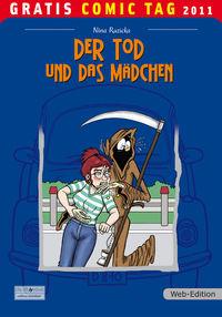 Der Tod und das Mädchen - Gratis-Comic-Tag 2011 - Klickt hier für die große Abbildung zur Rezension