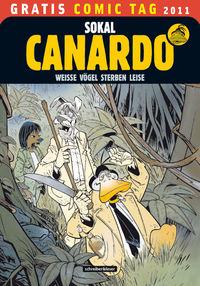 Canardo: Weisse Vögel sterben leise – Gratis Comic Tag 2011 - Klickt hier für die große Abbildung zur Rezension