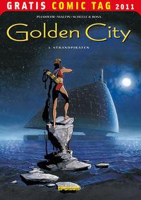 Golden City – Gratis Comic Tag 2011 - Klickt hier für die große Abbildung zur Rezension