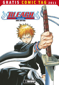 Bleach - Gratis-Comic-Tag 2011 - Klickt hier für die große Abbildung zur Rezension