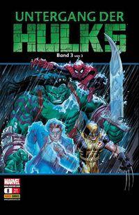 Hulk 8: Untergang der Hulks 3 - Klickt hier für die große Abbildung zur Rezension