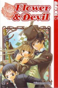Flower & Devil 4 - Klickt hier für die große Abbildung zur Rezension