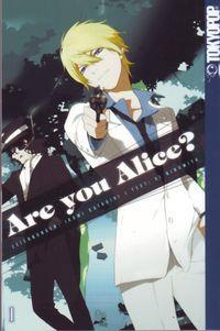 Are You Alice? 1 - Klickt hier für die große Abbildung zur Rezension