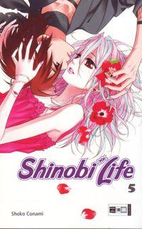 Shinobi Life 5 - Klickt hier für die große Abbildung zur Rezension