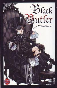 Black Butler 6 - Klickt hier für die große Abbildung zur Rezension