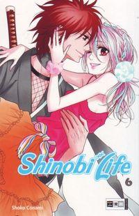 Shinobi Life 6 - Klickt hier für die große Abbildung zur Rezension