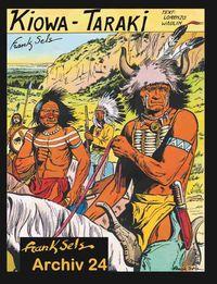 Frank Sels Archiv 24: Kiowa-Taraki - Klickt hier für die große Abbildung zur Rezension