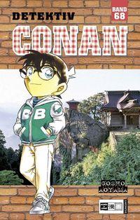 Detektiv Conan 68 - Klickt hier für die große Abbildung zur Rezension