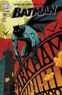 Batman Sonderband 30: Hinter der Maske - Klickt hier für die große Abbildung zur Rezension