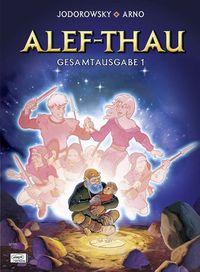 Alef-Thau Gesamtausgabe 1 - Klickt hier für die große Abbildung zur Rezension