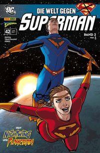 Superman Sonderband 42: Die Welt gegen Superman Band 2 - Klickt hier für die große Abbildung zur Rezension