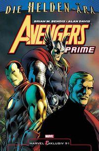 Marvel Exklusiv 91: Avengers Prime SC - Klickt hier für die große Abbildung zur Rezension