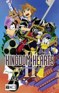 Kingdom Hearts II 3 - Klickt hier für die große Abbildung zur Rezension