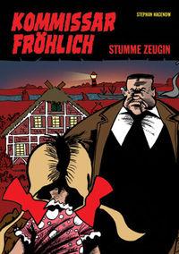 Kommissar Fröhlich 3: Stumme Zeugin - Klickt hier für die große Abbildung zur Rezension