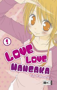 Love Love Mangaka 1 - Klickt hier für die große Abbildung zur Rezension