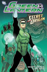 Green Lantern: Secret Origin  - Klickt hier für die große Abbildung zur Rezension