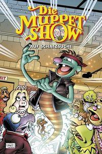 Die Muppet Show 2 - Auf Schatzsuche - Klickt hier für die große Abbildung zur Rezension