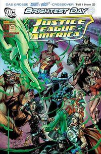 Justice League Sonderband 13: Die dunklen Dinge 1 - Klickt hier für die große Abbildung zur Rezension