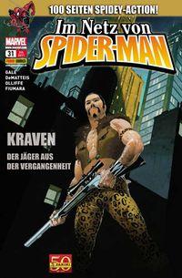 Im Netz von Spider-Man 31 - Klickt hier für die große Abbildung zur Rezension