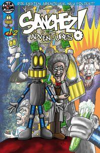 Sanchez Adventures 1/2 - Klickt hier für die große Abbildung zur Rezension
