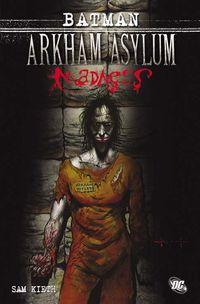 Batman - Arkham Asylum: Madness - Klickt hier für die große Abbildung zur Rezension