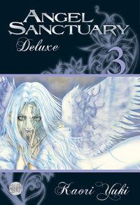 Angel Sanctuary Deluxe 3 - Klickt hier für die große Abbildung zur Rezension