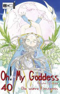 Oh! My Goddess 40: Die wahre Finsternis - Klickt hier für die große Abbildung zur Rezension