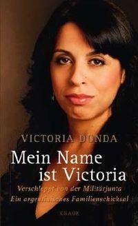 Mein Name ist Victoria - Klickt hier für die große Abbildung zur Rezension